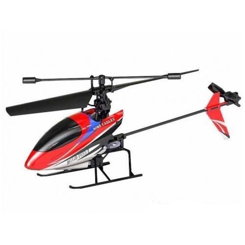 Радиоуправляемый вертолет Nine Eagles Solo Pro V1 260A (RED) 2.4 GHz RTF - NE30226024215 (21 см)